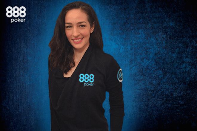 Kara Scott wirbt nun für 888poker