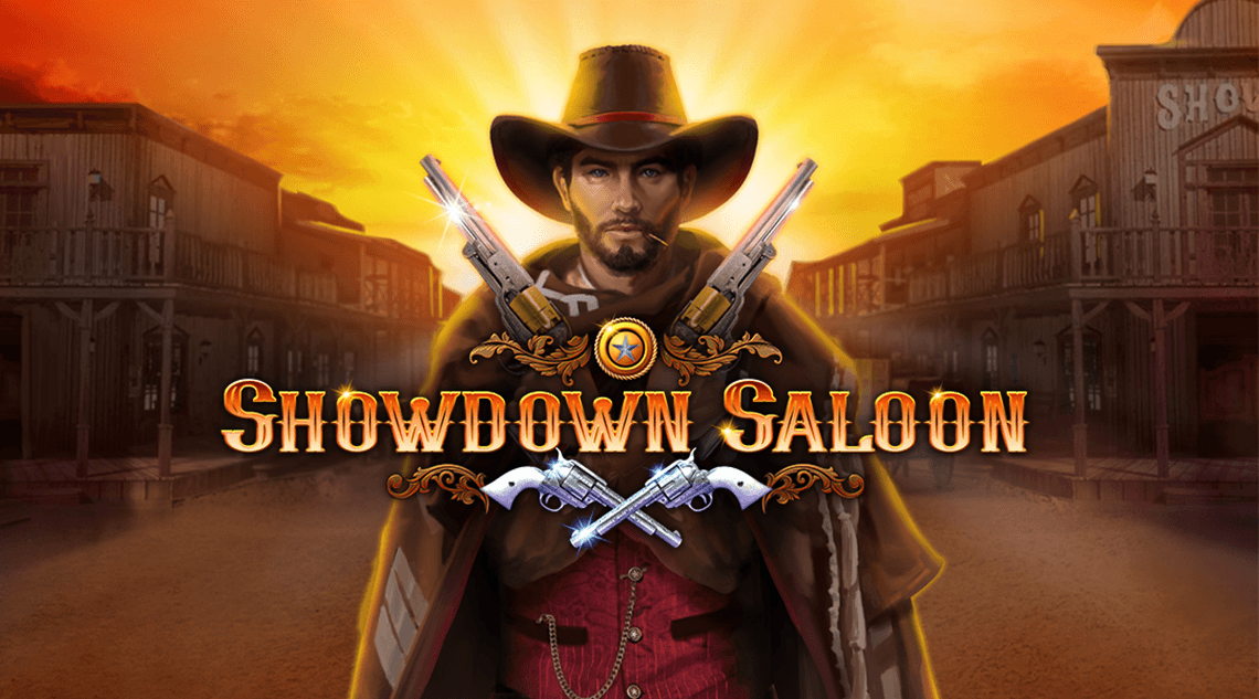 Showdown Saloon schickt Spieler in den Wilden Westen