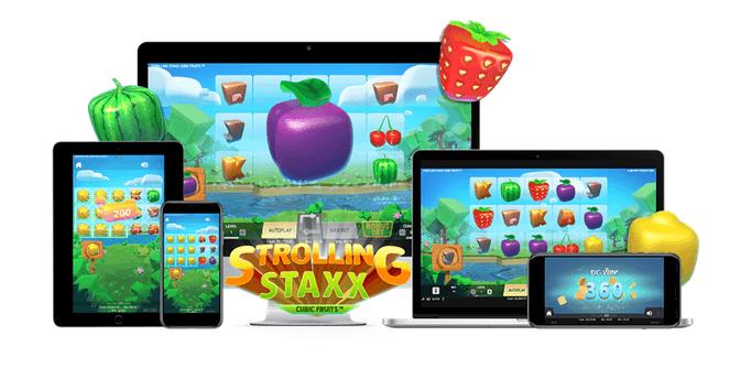 NetEnt: Neuer Slot der Staxx Serie erschienen