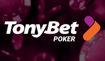 Tonybet Poker neues Rakeback Programm